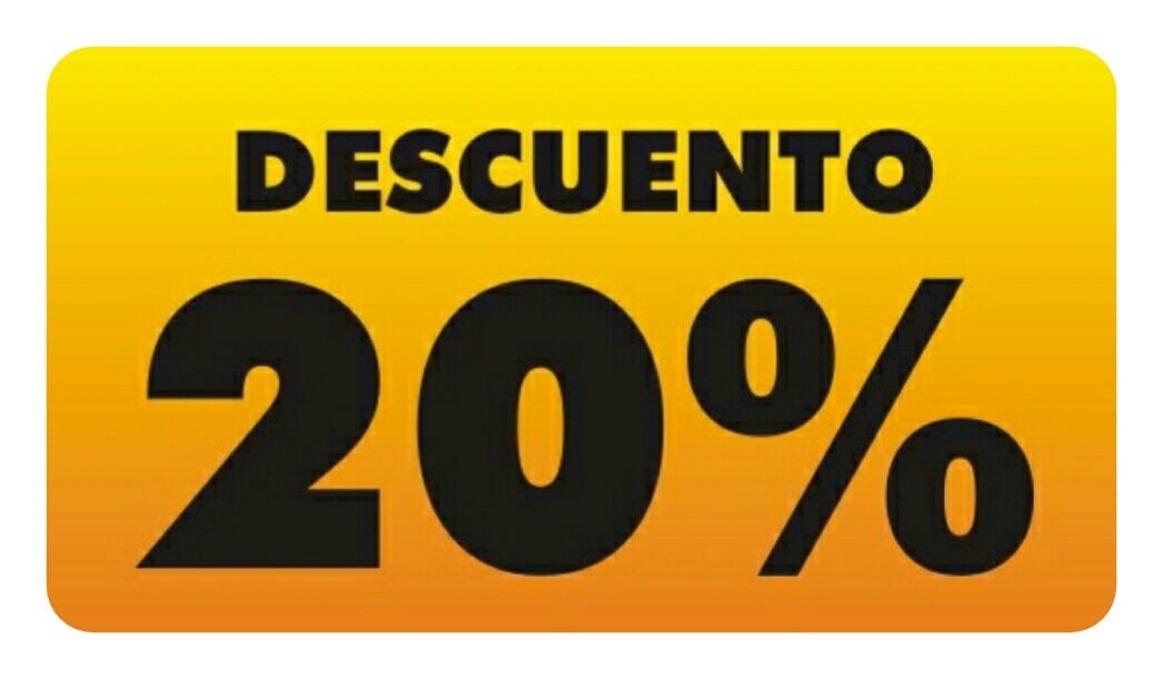 20%descuento